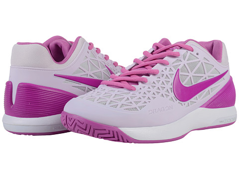Incaltaminte Femei Nike Zoom Cage 2 Bleached LilacLight SilverViolaHyper Violet