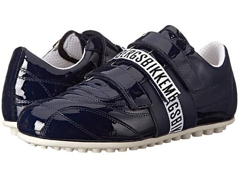 Incaltaminte Barbati Bikkembergs Soccer 526 Low Sneaker Blue Patent