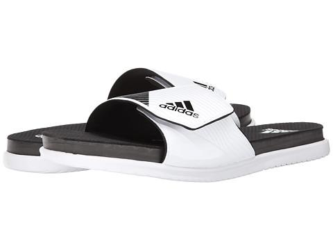 Incaltaminte Barbati adidas Supercloud Plus Slide WhiteCore BlackClear Grey
