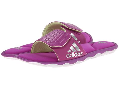 Incaltaminte Femei adidas Anyanda Flex Slide Flash PinkWhiteSilver Metallic