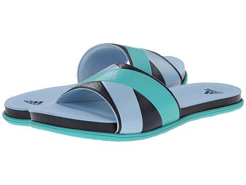 Incaltaminte Femei adidas Supercloud Plus Slide Collegiate NavyVivid MintClear Sky