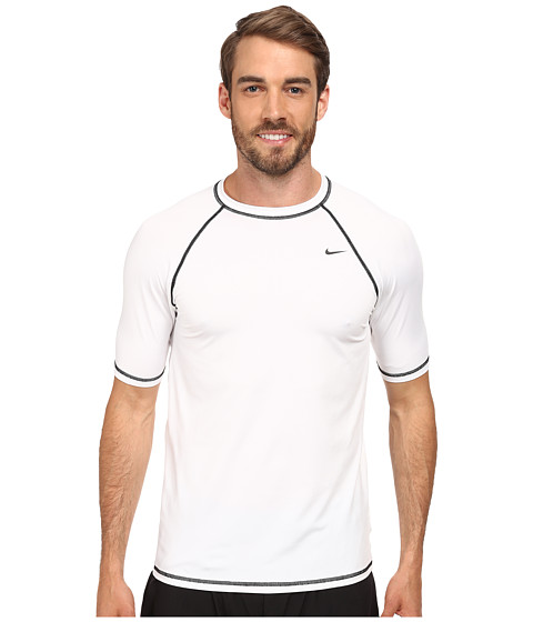 Imbracaminte Barbati Nike Hyrdo Stretch Core Solid SS Top White