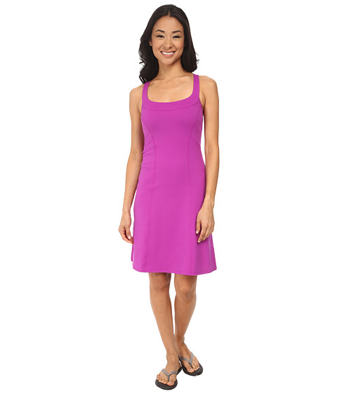 Imbracaminte Femei The North Face Cypress Knit Dress Magic Magenta (Prior Season)