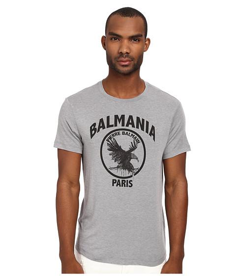 Imbracaminte Barbati Pierre Balmain Balmania Tee Grey