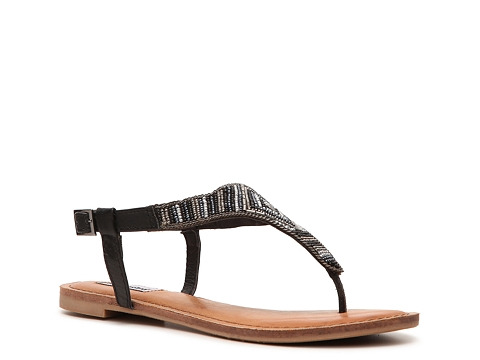 Incaltaminte Femei Not Rated Maryanne Flat Sandal Black