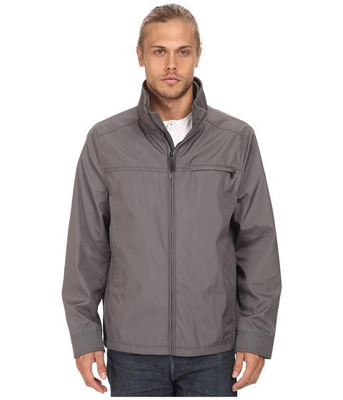 Imbracaminte Barbati Calvin Klein Three Seasons Water Resistant Coat Covert Grey