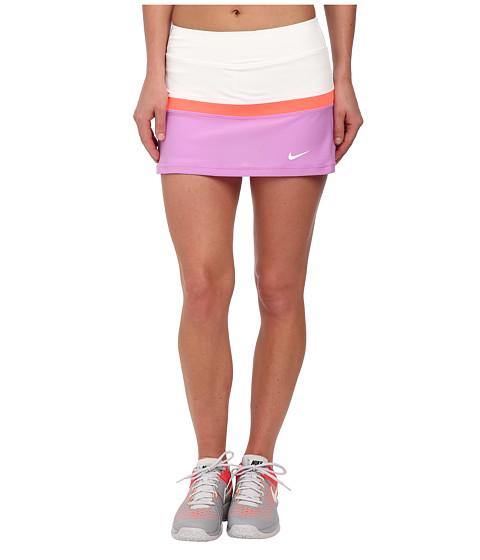 Imbracaminte Femei Nike Court Skort WhiteFuchsia GlowHot LavaWhite