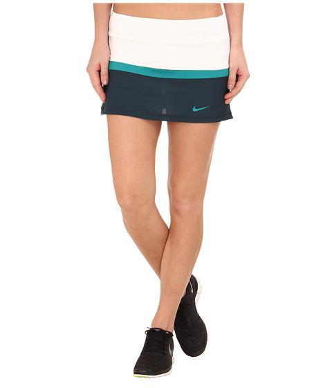 Imbracaminte Femei Nike Court Skort WhiteMidnight TealRadiant EmeraldRadiant Emerald