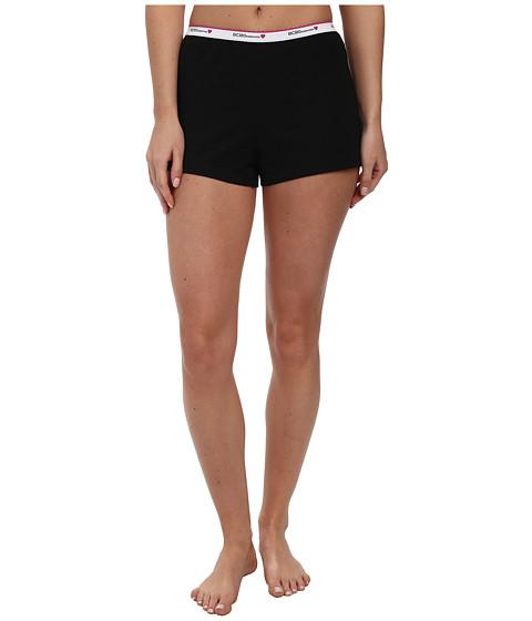 Imbracaminte Femei BCBGeneration Jessa Show N' Tell Shorts Black