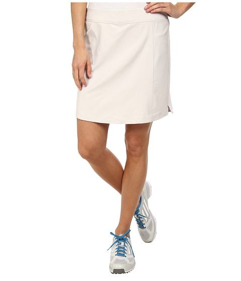 Imbracaminte Femei adidas Golf adistar PULL ON SKORT Pearl Grey