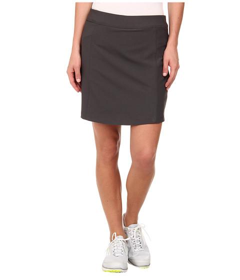 Imbracaminte Femei adidas Golf adistar PULL ON SKORT Dark Grey Heather Solid Grey
