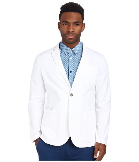 Imbracaminte Barbati Original Penguin P55 Blazer Bright White