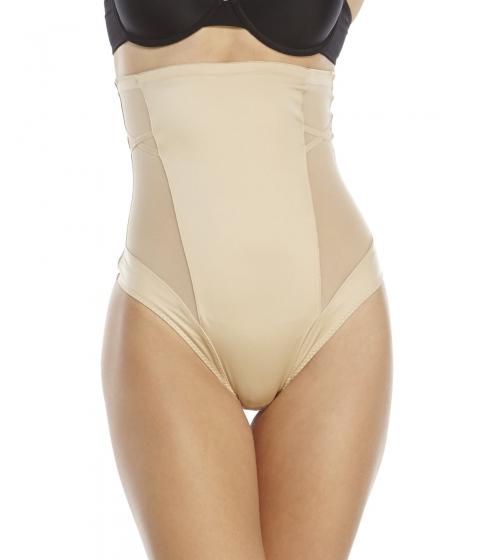 Imbracaminte Femei Spanx Oh My Posh High-Waisted Thong Nude