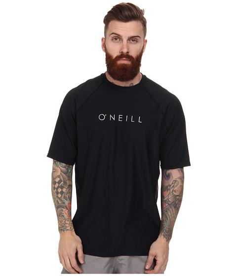 Imbracaminte Barbati O'Neill 24-7 Tech Short Sleeve Crew Black
