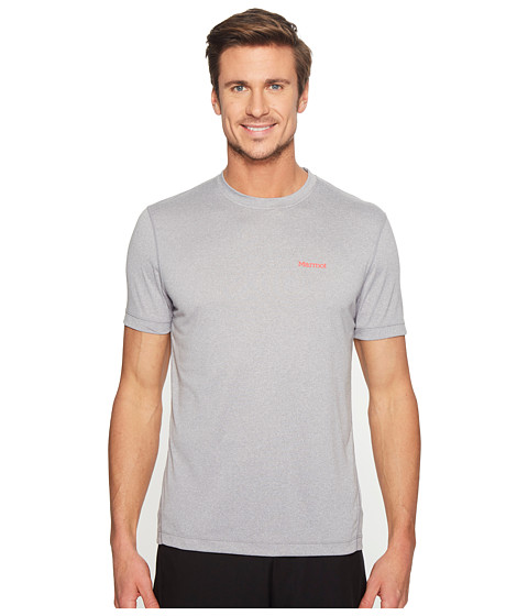 Imbracaminte Barbati Marmot Conveyor SS Tee Grey Storm Heather