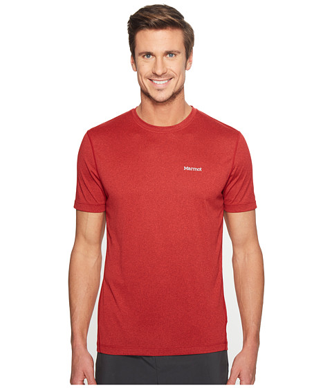 Imbracaminte Barbati Marmot Conveyor SS Tee True Team Red Heather