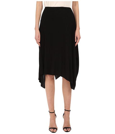 Imbracaminte Femei Costume National Viscose Jersey Skirt Nero