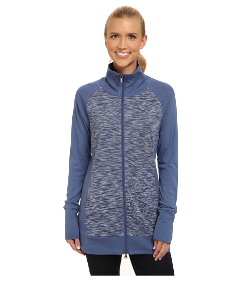 Imbracaminte Femei Columbia Outerspacedtrade Hybrid Long Full Zip Bluebell