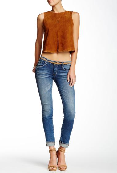 Imbracaminte Femei Big Star Brigette Slim Straight Leg Jean SXTNHTD