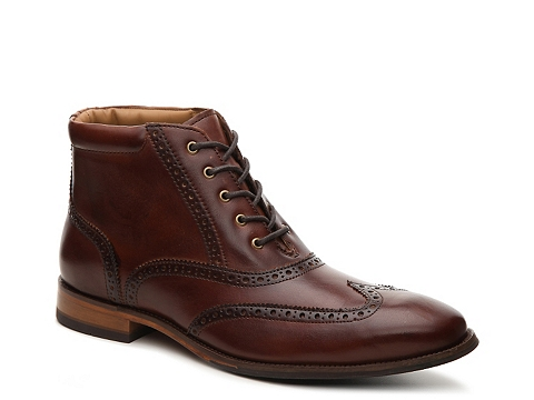 Incaltaminte Barbati Cole Haan Williams Wingtip Boot Cognac