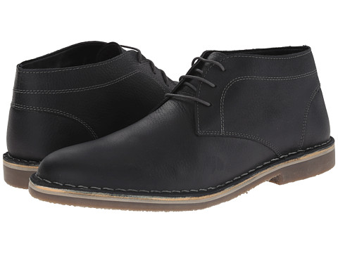Incaltaminte Barbati Kenneth Cole Reaction Desert Canyon Black Leather
