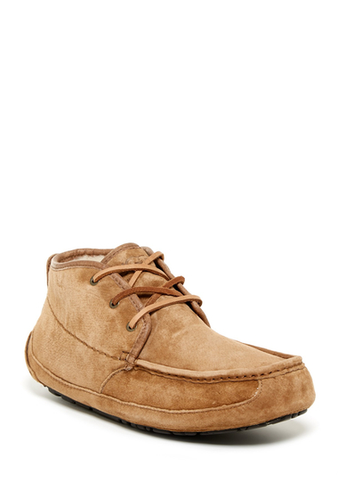 Incaltaminte Barbati UGG Lyle Wool Lined Moccasin Boot CHE