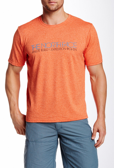 Imbracaminte Barbati The North Face Expedition Proven Reaxion Tee PERSIAN OR