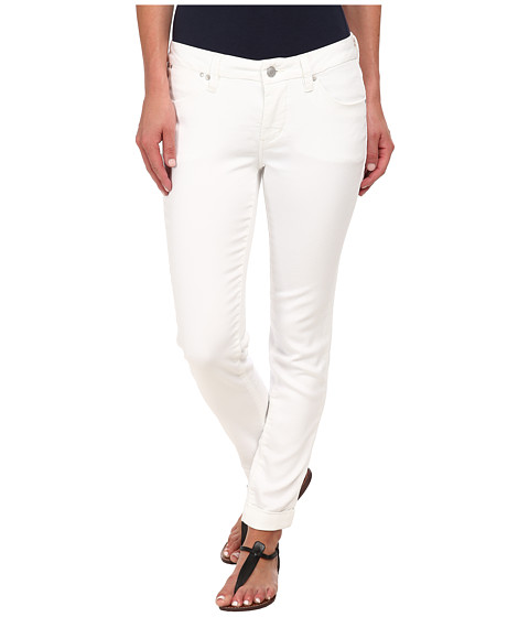 Imbracaminte Femei Jag Jeans Erin Cuffed Slim Ankle in White White