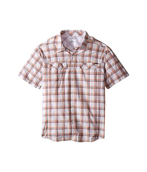 Imbracaminte Barbati Columbia Silver Ridgetrade Multi Plaid SS Shirt - Big Columbia Grey Heather Plaid