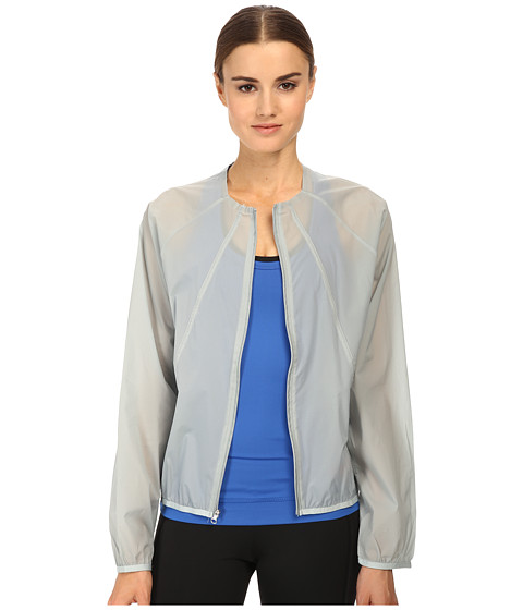 Imbracaminte Femei Adidas by Stella Mccartney Cycling Jacket S14660 Eggshell