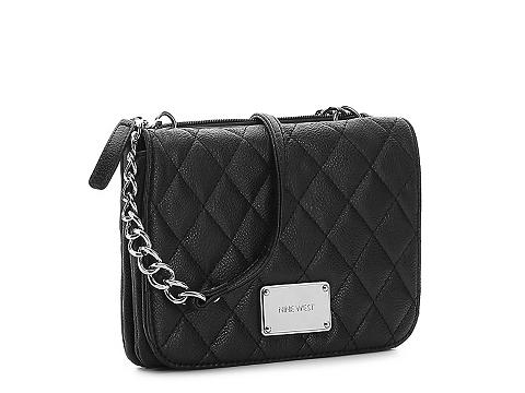 Accesorii Femei Nine West Nine West HighBridge Crossbody Bag Black