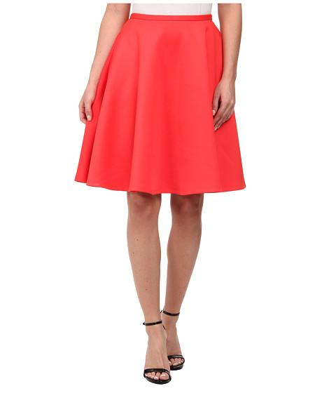 Imbracaminte Femei Ted Baker Miloca Skater Pocket Skirt Mid Orange
