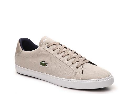 Incaltaminte Barbati Lacoste Grand Vulc CE Sneaker TanNavy Blue