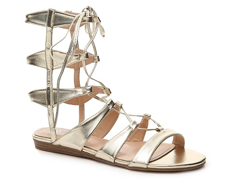 Incaltaminte Femei GC Shoes Amazon Gladiator Sandal Gold