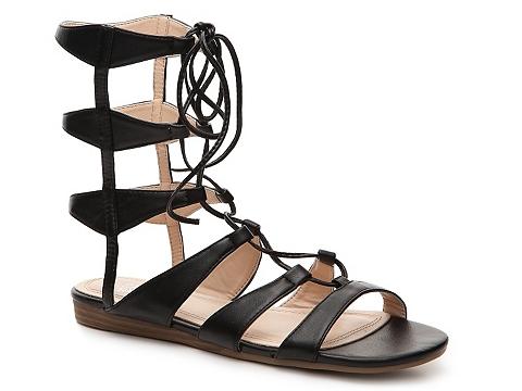 Incaltaminte Femei GC Shoes Amazon Gladiator Sandal Black