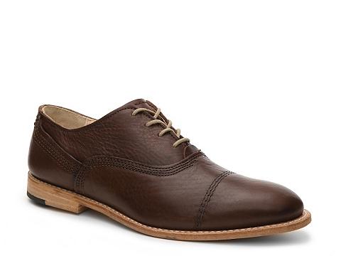 Incaltaminte Barbati Timberland Boot Company Coulter Balox Cap Toe Oxford Brown