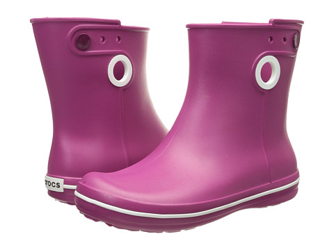 Incaltaminte Femei Crocs Jaunt Shorty Boot Berry
