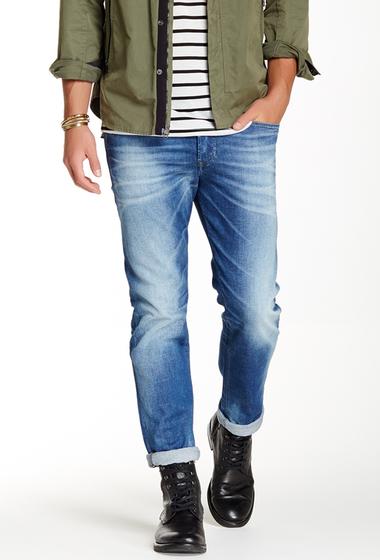 Imbracaminte Barbati Diesel Buster Tapered Leg Jeans DENIM