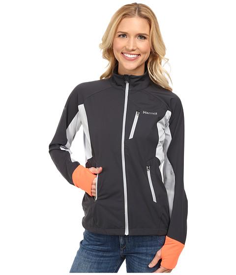 Imbracaminte Femei Marmot Fusion Jacket Dark SteelSilver