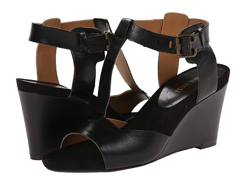 Incaltaminte Femei Nine West Eratic Black Leather
