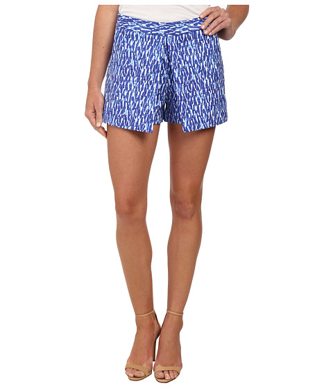 Imbracaminte Femei MICHAEL Michael Kors Inverted Pleat Skort Royal