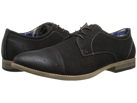 Incaltaminte Barbati Steve Madden Fontane Black Leather