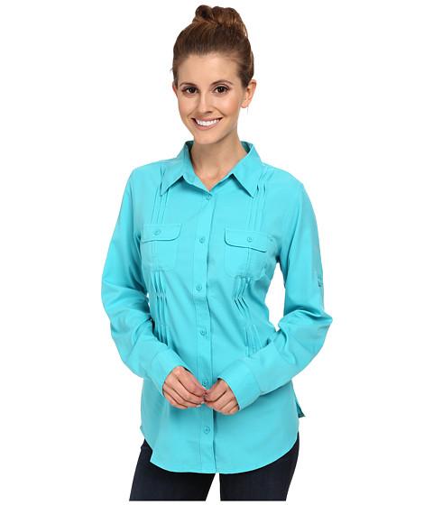 Imbracaminte Femei Columbia Sun Goddesstrade II LS Shirt Geyser