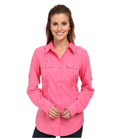 Imbracaminte Femei Columbia Sun Goddesstrade II LS Shirt Tropic Pink