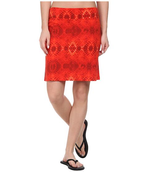 Imbracaminte Femei Patagonia Kiawah Skirt Diamond LaneTurkish Red