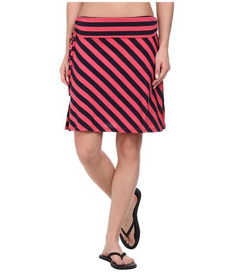 Imbracaminte Femei Patagonia Lithia Skirt Sunnyside StripeGinger Berry