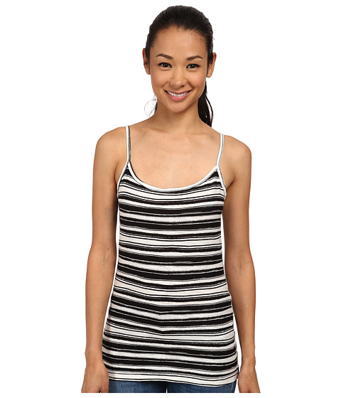 Imbracaminte Femei Patagonia Necessity Cami Overseas StripeBlack