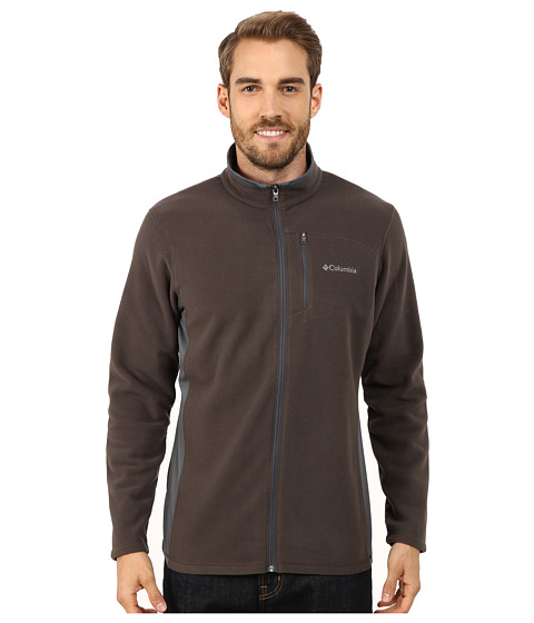Imbracaminte Barbati Columbia Lost Peaktrade Full Zip Fleece BuffaloGraphite