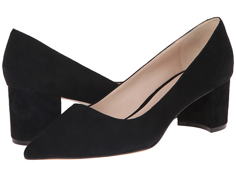 Incaltaminte Femei Nine West Ike Black Suede