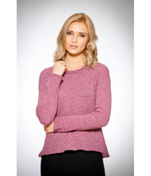 Imbracaminte Femei Be You Pulover pufos roz Multicolor